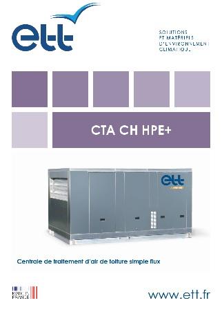CTA CH HPE+ - ETT