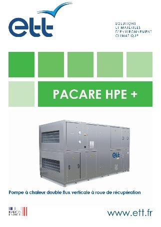 PACARE HPE+ - ETT