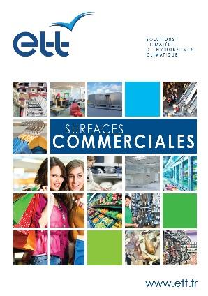 SURFACES COMMERCIALES - ETT