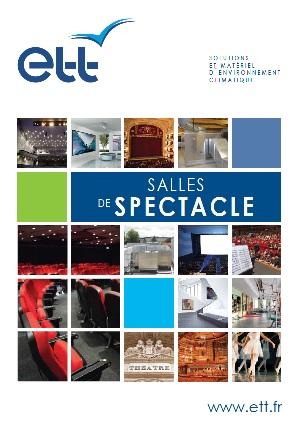 SALLES DE SPECTACLE - ETT